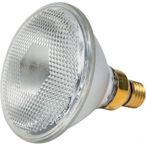 Лампа инфракрасная 100 Вт // PAR38 // FARMA // прозрачная
