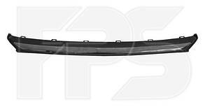 Накладка решетки в бампере Хонда Аккорд 9 средн. с хром. молдингом / HONDA ACCORD 9 (2012-)