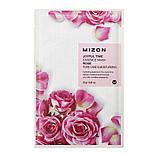 Увлажняющая тканевая маска для лица MIZON Joyful Time Essence Mask Rose, фото 2