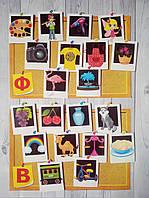 """Набір карток для логопедів """"Диференціація звуків: в/ф"""""""