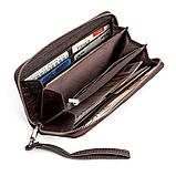 Мужской кошелек ST Leather 18421 (ST45) кожаный Коричневый, фото 3
