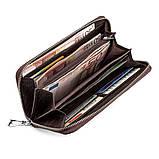 Мужской кошелек ST Leather 18421 (ST45) кожаный Коричневый, фото 4