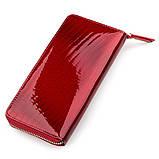 Кошелек женский ST Leather 18436 (S7001A) вместительный Красный, фото 2