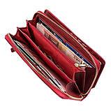 Кошелек женский ST Leather 18436 (S7001A) вместительный Красный, фото 4