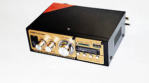 Підсилювач звуку UKC 699BT FM USB Блютуз 2x300W, фото 2