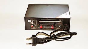 Усилитель звука UKC 699BT FM USB 2x300W Блютуз, фото 2