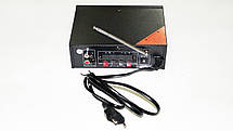 Усилитель звука Kenwood AK-699BT FM USB 2x150W Блютуз, фото 2