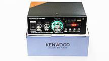 Усилитель звука Kenwood AK-699BT FM USB 2x150W Блютуз, фото 3