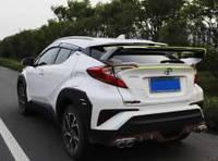 Ветровики Toyota C-HR 2018- дефлекторы окон