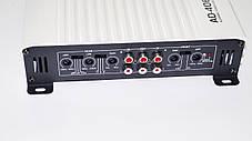 Автомобильный усилитель звука ADS AD-406 4000Вт 4-х канальный, фото 2