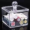 Двойной акриловый органайзер Cosmetic organizer, фото 4
