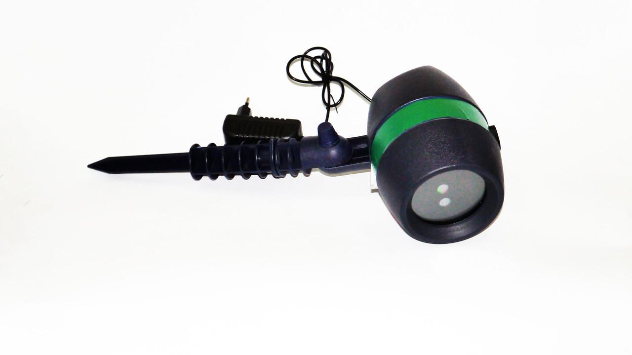 Star Shower Motion Laser Light Лазерный звездный проектор