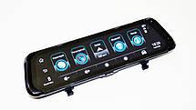 "E05 Зеркало регистратор, 10"" сенсор, 2 камеры, GPS навигатор, WiFi, 16Gb, Android, 3G, фото 2"