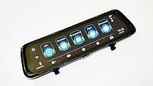 "E05 Зеркало регистратор, 10"" сенсор, 2 камеры, GPS навигатор, WiFi, 16Gb, Android, 3G, фото 3"