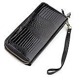 Кошелек женский ST Leather 18448 (S5001A) кожаный Черный, фото 2