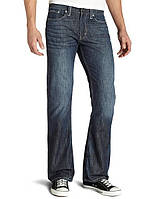 Levis 527 Boot Cut Jeans hot blue
