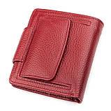 Кошелек женский ST Leather 18499 (ST415) небольшой Красный, фото 2
