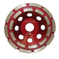 """Алмазный круг шлифовальный, чашка, 125x7x22.23, Profi, """"NovoTools"""""""