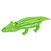 """Плотик надувной Bestway """"Крокодил"""" 168*89см, с ручкой (41010)"""