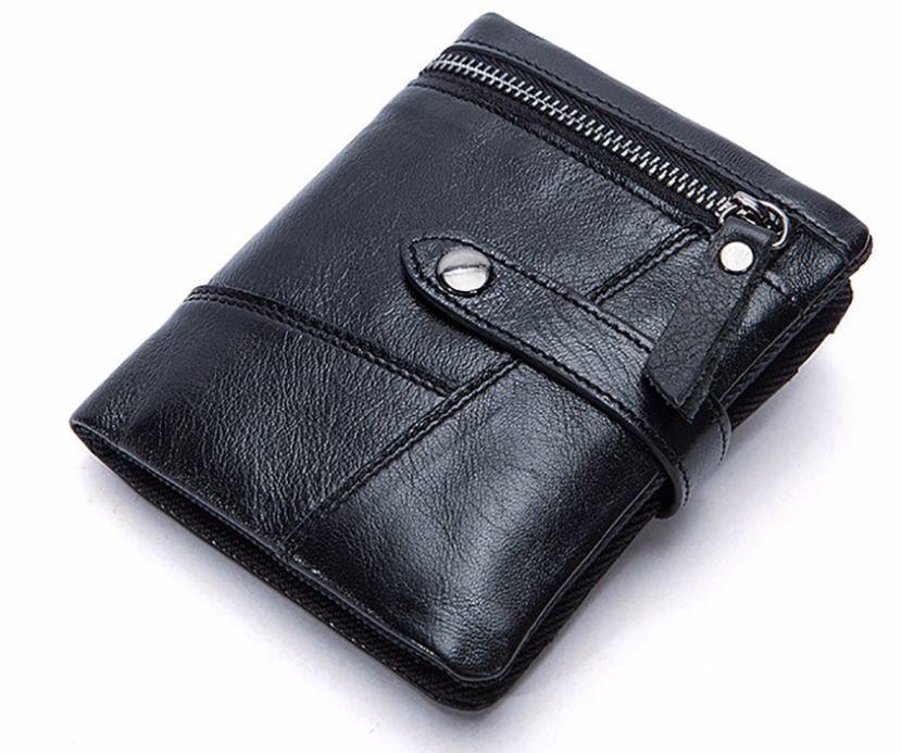 Кошелек мужской Vintage 14685 черный