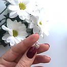 Бусина с розовыми камнями, фото 2