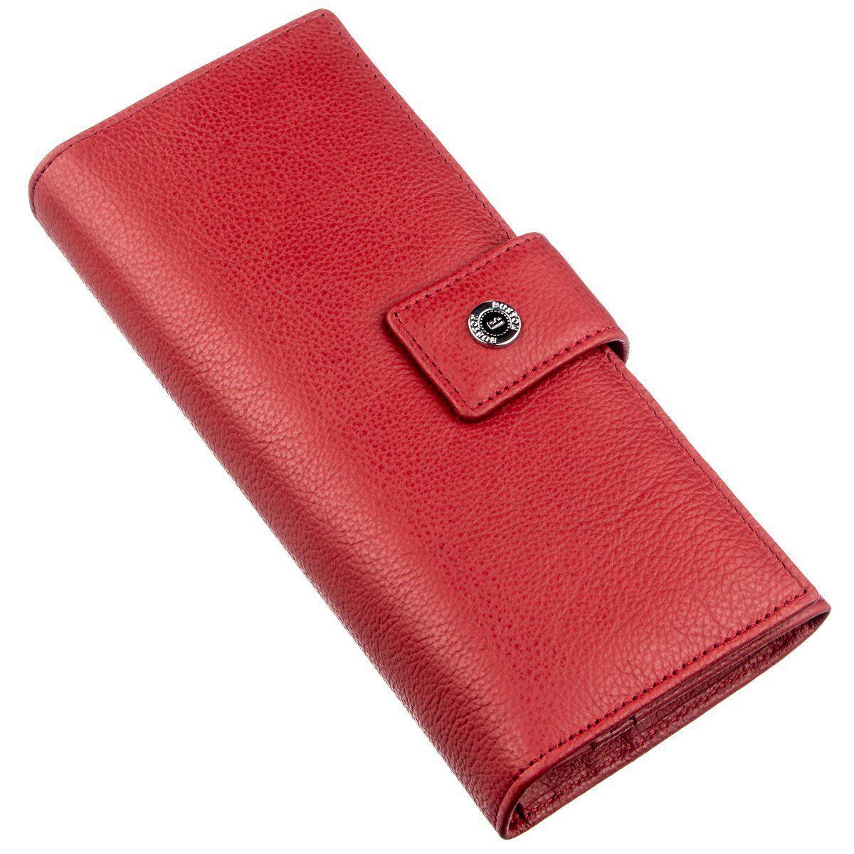 Чудовий гаманець для жінок Boston 18850 Червоний
