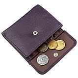 Компактное женское портмоне ST Leather 18916 Фиолетовый, фото 5