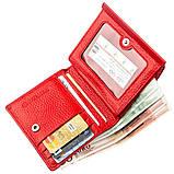 Портмоне для женщин с монетницей ST Leather 18918 Красный, фото 4