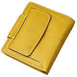 Невелика портмоне для жінок ST Leather 18924 Гірчичний, фото 2