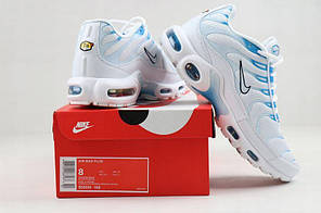"Кроссовки Nike Air Max TN ""Белые"", фото 3"