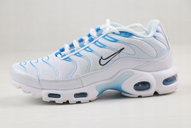 """Кроссовки Nike Air Max TN """"Белые"""""""