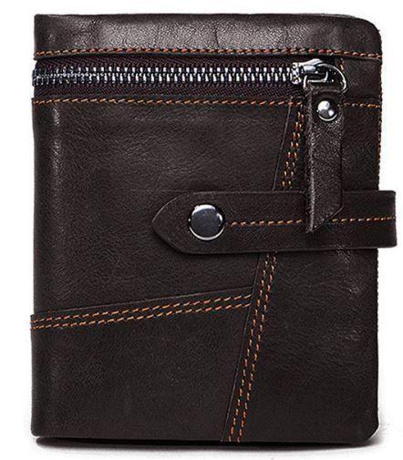 Гаманець унісекс Vintage 14942 коричневий
