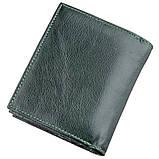 Гаманець жіночий шкіряний ST Leather 18958 Зелений, фото 2