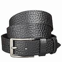 Мужской кожаный ремень MAYBIK 15252 Черный, Черный