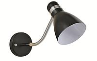 Світильник настінний бра регульований чорний 60В Е27 IP20 BRUNO L (30шт/ящ) ТМ LUMANO