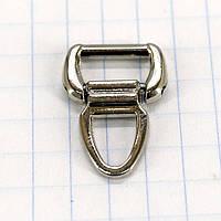 Пуллер на бегунок для металл молнии никель a2324 (40 шт.)