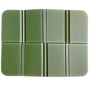 Складной коврик сидушка XPEпенка. Зеленый.