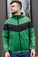 Ветровка мужская Спортивная куртка/ Молодіжна стильна куртка на весну