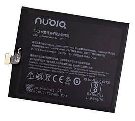Аккумулятор АКБ ZTE Li3932T44P6h806139 для ZTE Nubia Z17 (Li-ion 3.82V 3200mAh) Оригинал