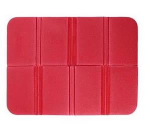 Складной коврик сидушка XPEпенка. Красный.