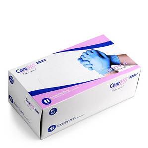 Перчатки нитриловые одноразовый смотровые (нестерильные), 200 шт/упак размер S