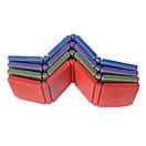 Складной коврик сидушка XPE пенка. Фиолетовый., фото 4