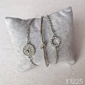 Комплект браслетов Robertta