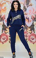 Женские спортивные костюмы с принтом  3 цвета, фото 1