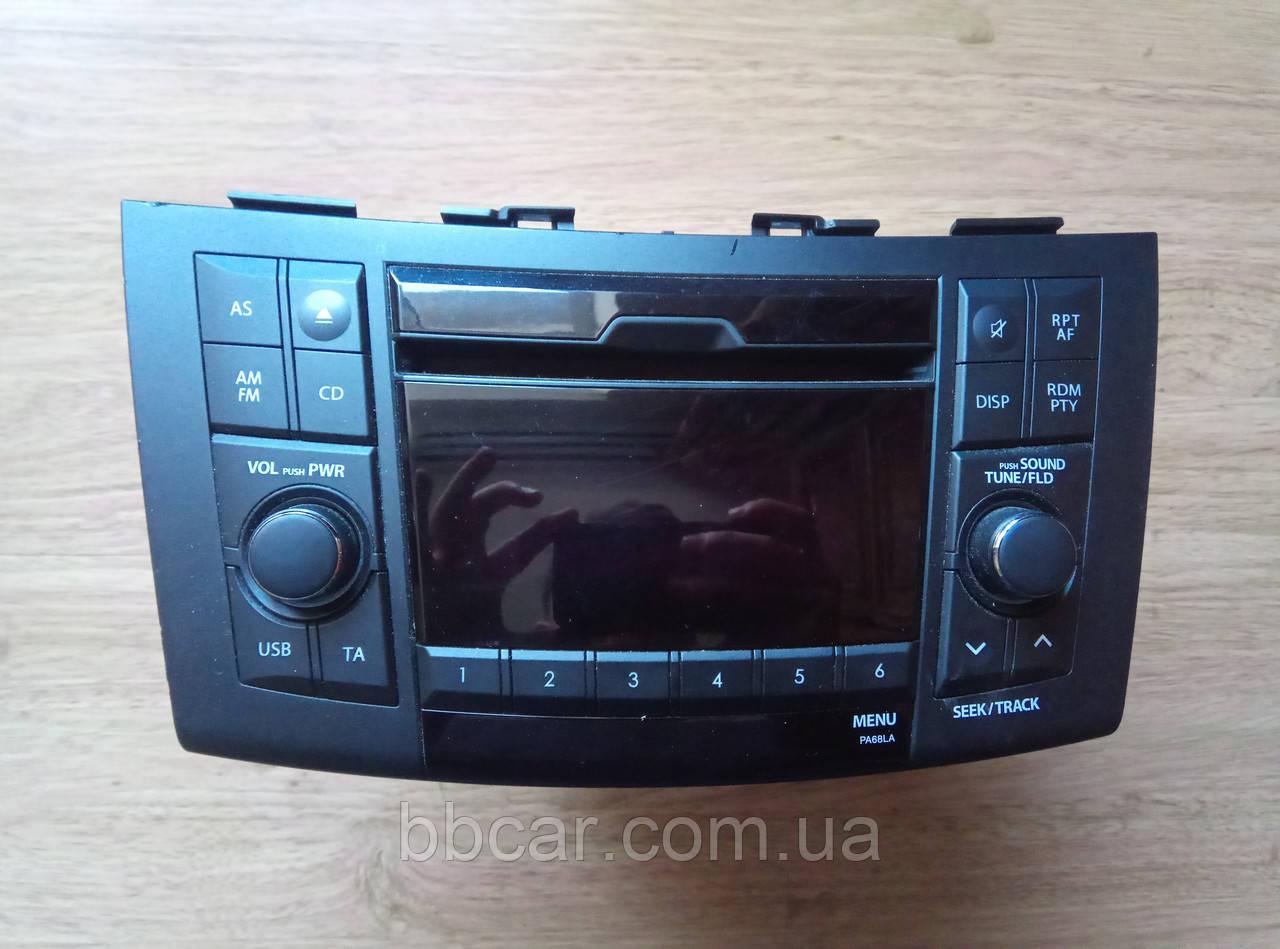 Магнитофон Suzuki Swift 39101-68LA0