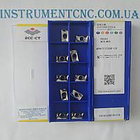 Пластины фрезерные односторонние ZCC-CT APKT11T308-LH YD101