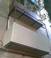 Обшивка Балкона Наружная