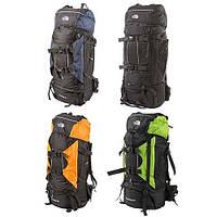 Практичный вместительный рюкзак для туриста 80л NorthFace (Extreme 80) А49