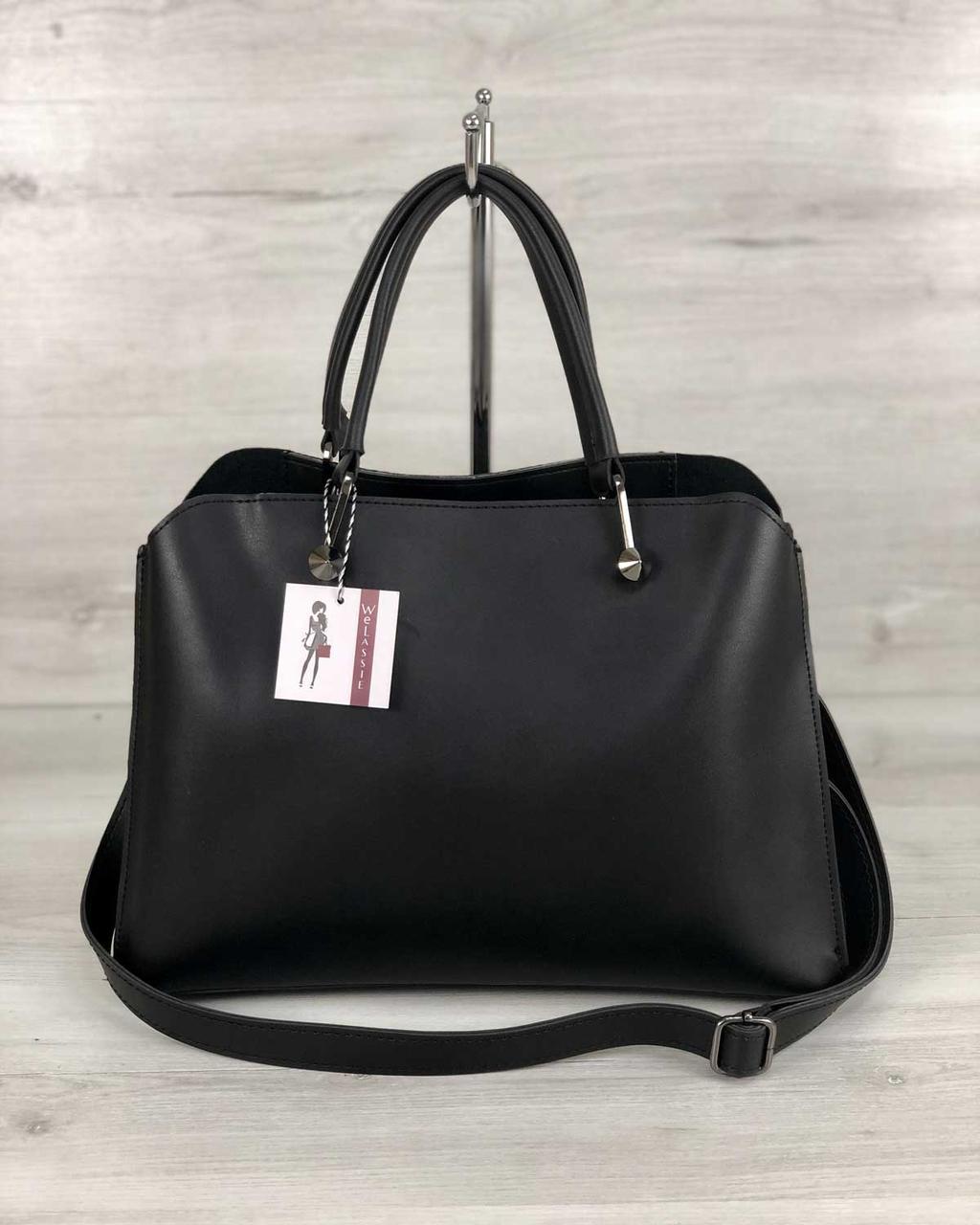 Женская сумка Илария черная