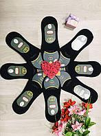 Следы - подследники мужские хлопок с силиконовыми тормозами ароматизированные GUCCI Турция размер 40-45